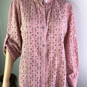 ALFRED DUNNER Floral print size 10